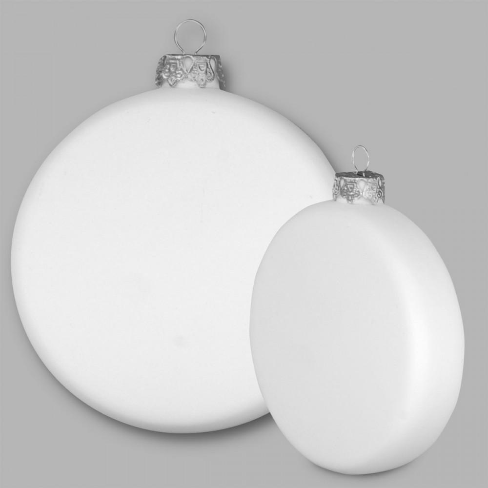 Flat Round Ornament