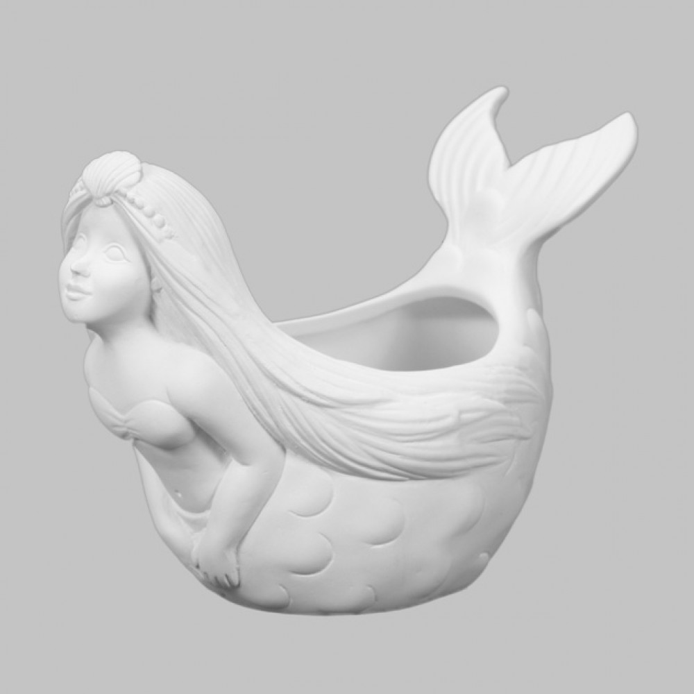 Mermaid Container