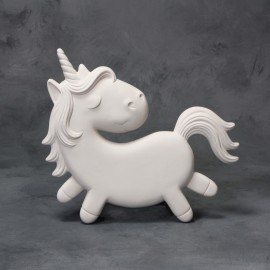 Unicorn Plaque