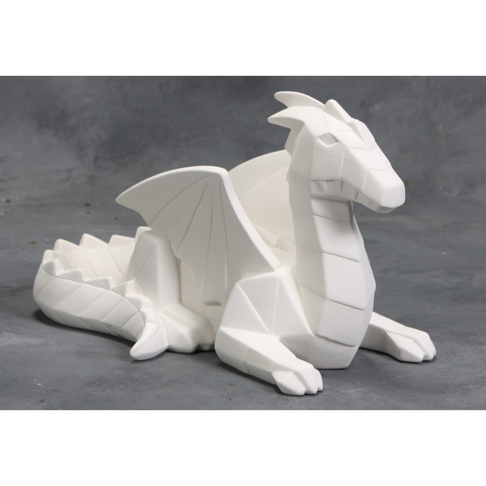 Faceted Dragon