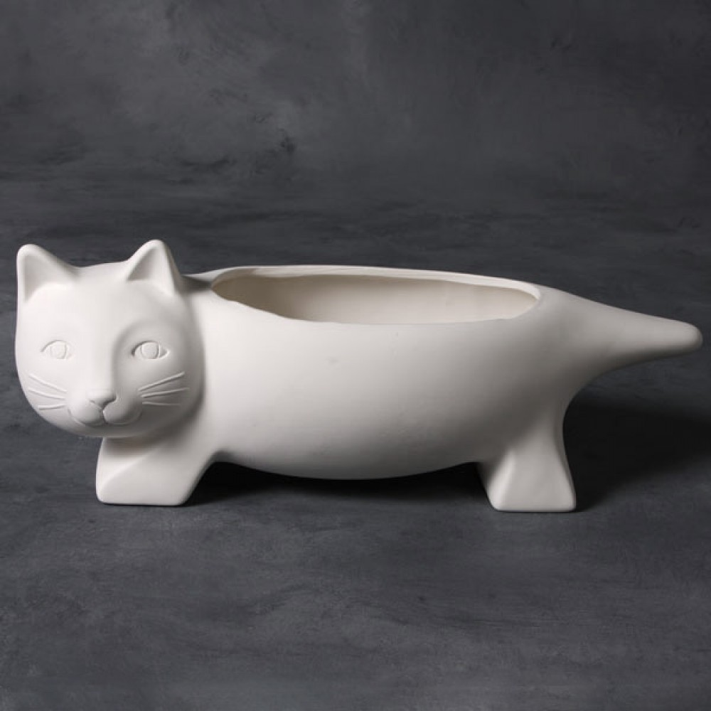 Stretch Cat Container