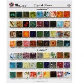 Crystal Jungle Gem Chip Board