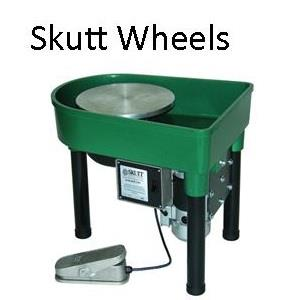 Skutt Pottery Wheels